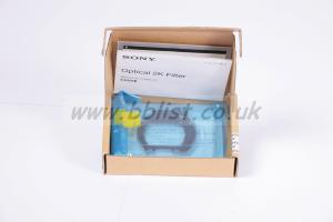 """Sony """"Optical Lowpass Filter"""" for PMW-F5/55."""