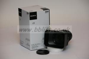 Sony SEL-P18200AE 18-200mm powerzoom
