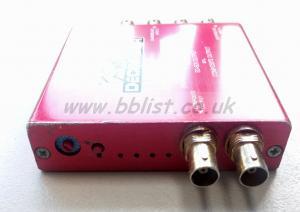 Decimator QUAD - 3G/HD/SD-SDI Quad Split