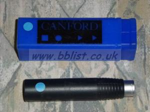 CANFORD Electret Microphone Lemo 8-pin Adapter