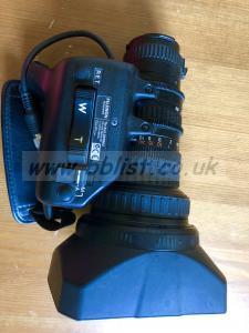 Lens. Fujinon, TH16x15.5BRMU