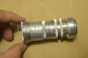 """Cooke 3"""" Telekinic Anastigmat c-mount lens"""