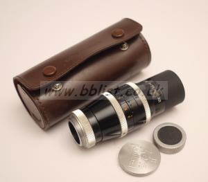 Yvar 75mm f/2.8mm AR cine lens