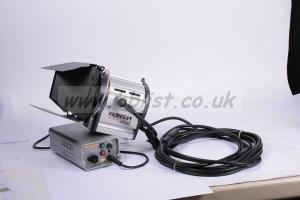 Filmgear 200W HMI kit, incl. Ballast, HMI bulb, Ext. Cable