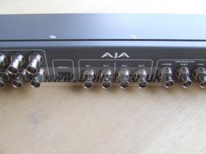 AJA K3G-Box -ROM SDI 4 WAY InPut. AES/EBU output.   VNCond.