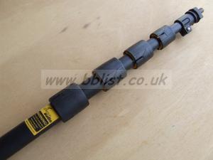 Lightweight Boom Pole