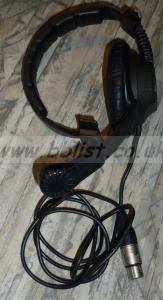 MB QUART K800E single sided headset