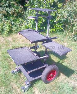 Heavy duty sound trolley / cart