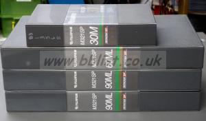 VTR Betacam editor BCB75 recorder/player Cassettes