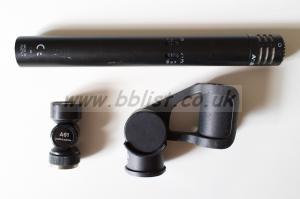 AKG C480B/CK-61 Cardioid Condenser Microphone