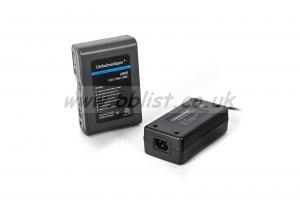 Global Mediapro Li95SU V-Mount li-ion battery 97WH