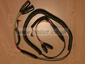 Cinesonics Custom Breakout Cable (umbilical) for Sound Devic