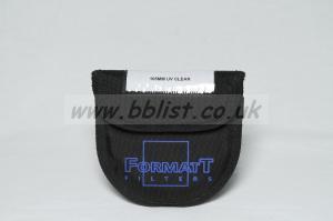 Formatt Filters 105mm UV Clear Lens Filter