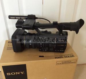 Sony HXR NX5 E