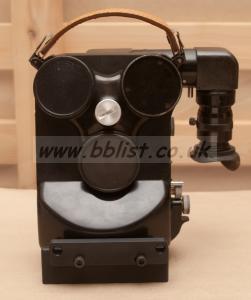 Eclair Cameflex/CM3  16-35 Dual guage model with 16mm gate