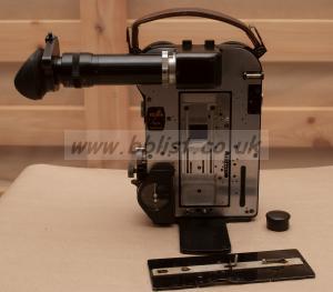 Eclair Cameflex/CM3 1635  35mm cine camera