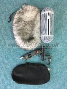 Rycote Kit 1 MZL - for Sennheiser 8060