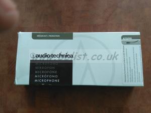 Audio Technica AT899 sub-miniature microphone