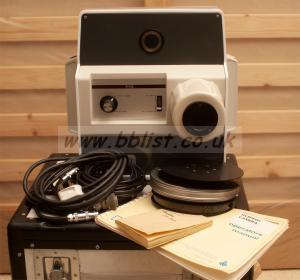 Hadland Hyspeed 16mm high-speed cine camera