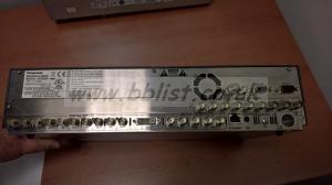 Mixer Panasonic hd av hs300