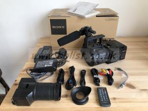 Sony NEX-FS700R low hours, original box
