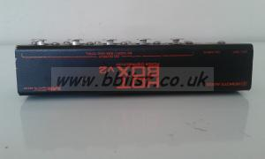 REMOTE AUDIO HOTBOX XLR4 PIN 5 CH BATTERY DISTRIBUTOR
