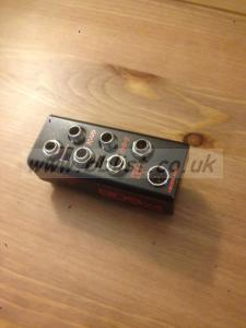 REMOTE AUDIO BDSV4 5 CH BATTERY DISTRIBUTOR