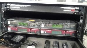 SENNHEISER EW300 G2 RACK TYPE RECEIVERS 3 PCS .