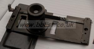 Eclair Cameflex boresight or gate finder