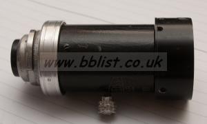 Eclair Cameflex viewfinder part