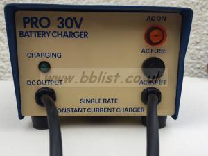 PRO 30 Volt Charger