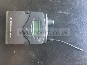Sennheiser EK2000 IEM Beltpack receiver