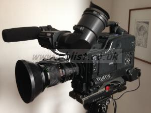 Sony DSR 450 + Fujinon Zoom Lens VCL-916BY