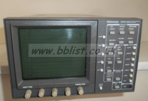 Tektronix 601E SDI Waveformscope