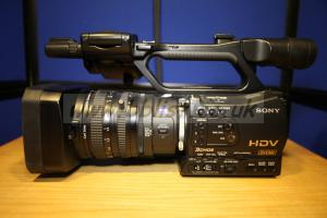Sony HVR-Z7E HD video camera recorder for spares or repair