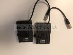 Camera adaptor CA-Wr855 for WRR-855