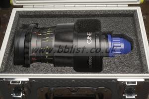 Cineovision 135mm T2 Macro Pl Lens Full Frame in PL Mount
