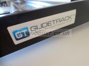 Glidetrack HD 0.7m Slider with accessories