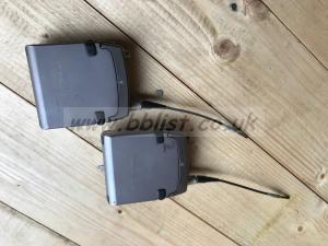 Wisycom MTP 30 Radio Mic / Pocket Transmitters (x2)