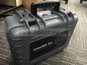 Insta 360 Pro 8k VR Camera