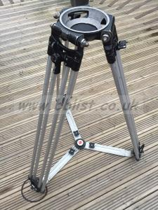 Ronford Baker Medium Duty Tall Tripod, with Case and Spreade