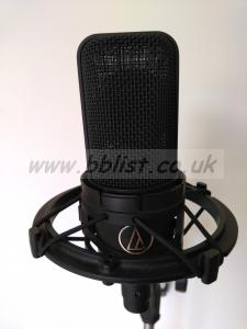 Audio Technica AT4033a/SM Microphone