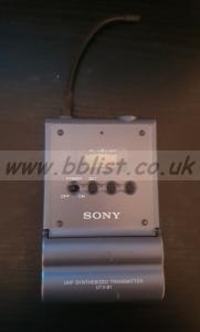 SONY UTX-B1 (suffix /67) Transmitter (885)