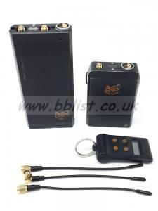 Audio Ltd 2040 Set. TX, RX and Fob controller
