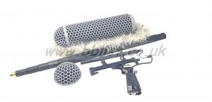 Rode NTG3B Microphone Kit with Accessories