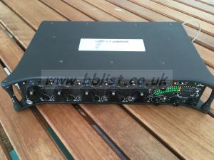 552 5-Channel Portable Production Mixer, Built-In Recorder
