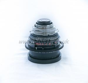 Zeiss Mk1 'B' speed 35mm T1.4 Superspeed vintage lens