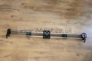 Custom made Rail Slider 150cm + Belt + Flywheel