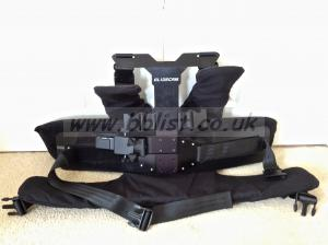 Glide Cam Vest and Sled