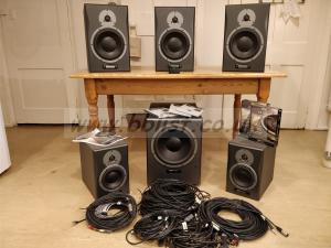 Dynaudio PROFESSIONAL AIR 5.1 Surround Sound Monitor Set